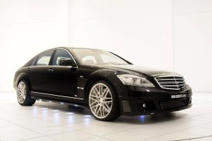 Mercedes-Benz 800 iBusiness 2.0 by Brabus 2011 года